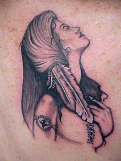fotos de tatuagens indígenas