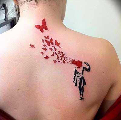 tatuagem incrível