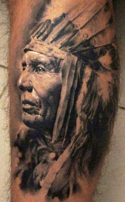 tattoo bem realista