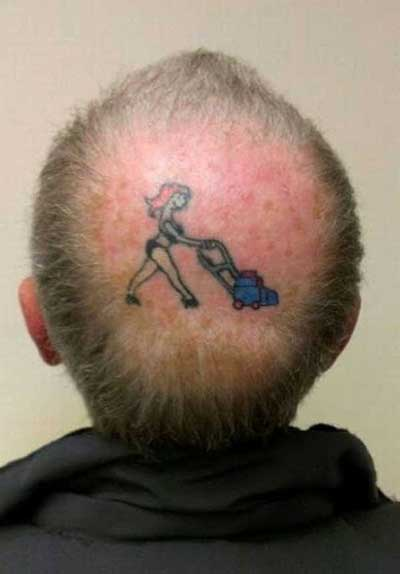 tatuagens doidas