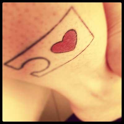 imagens de tattoos de amor
