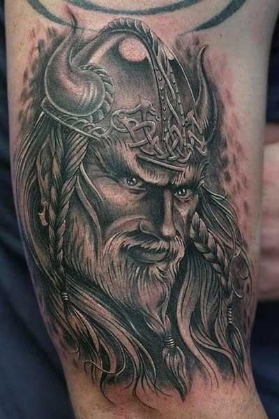 tattoos nórdicas