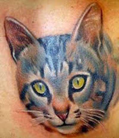 tatuagem de animal