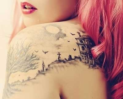 sugestões de Tatuagens Lindas
