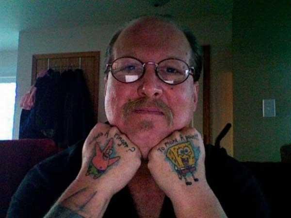 tatuagens loucas