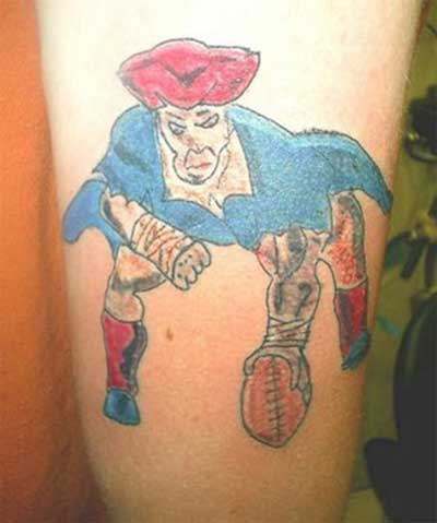 tattoos bizarras