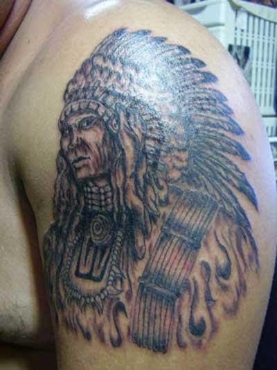 sugestões de tatuagens indígenas