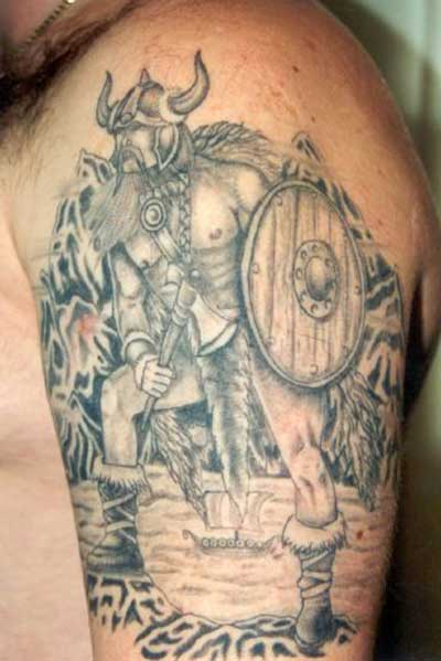 tattoos vikings