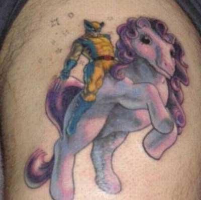 tatuagens ridículas masculinas