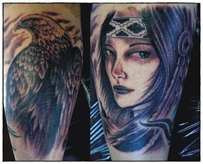 dicas de tatuagens indígenas