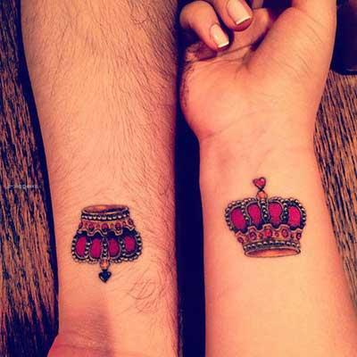 imagens de Tatuagens de Casal