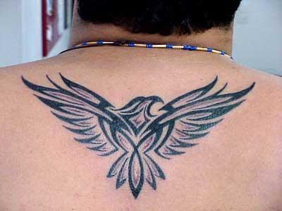 900be05aa0 Tatuagens de Águia Feminina e Masculina  Desenhos e Fotos