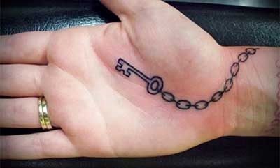 de chave
