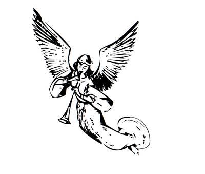 desenhos para tatuagens de anjos