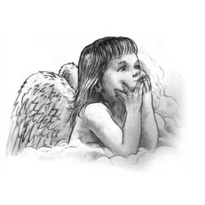 dicas de tatuagens de anjos