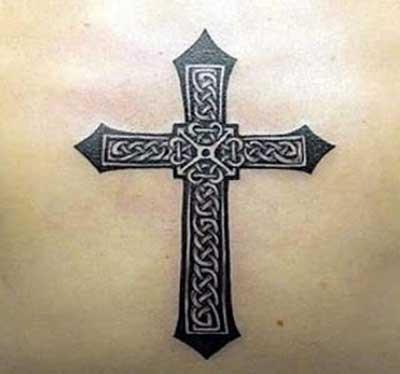 imagens de tatuagem de cruz