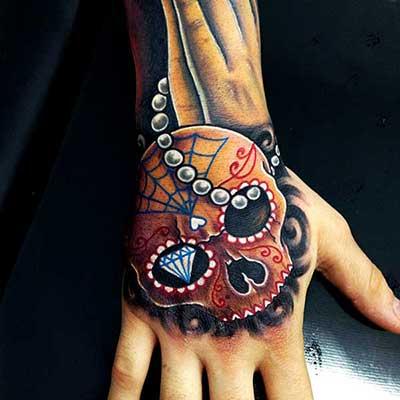 desenhos para tattoos na mão