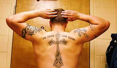 muitas tattoos