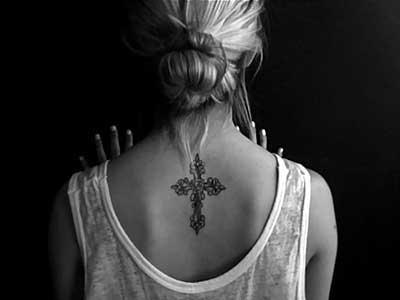 desenhos de tatuagens de cruz