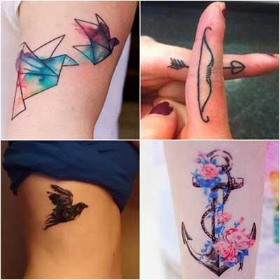 tatuagem criativda