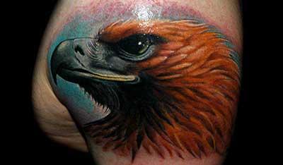 tatuagens de águia