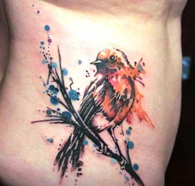 tatuagens criativas da moda