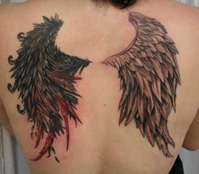 tattoos de asas