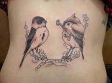 tattoos de andorinha