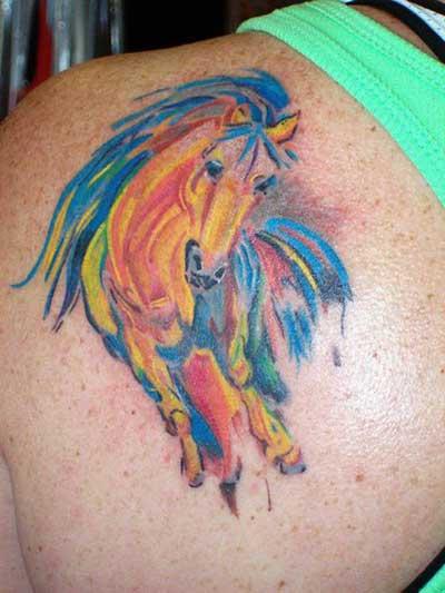 tattoos em fotos