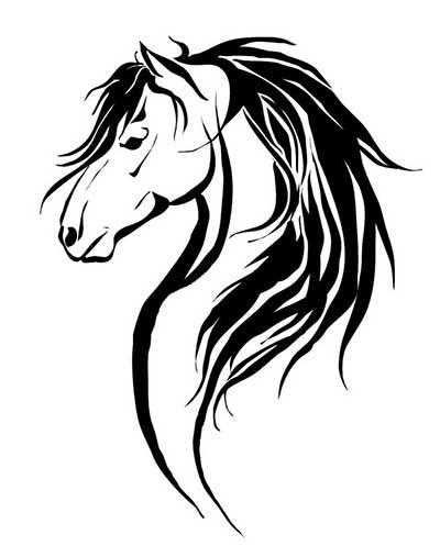 30 Fotos De Tatuagens De Cavalo Masculinas E Femininas