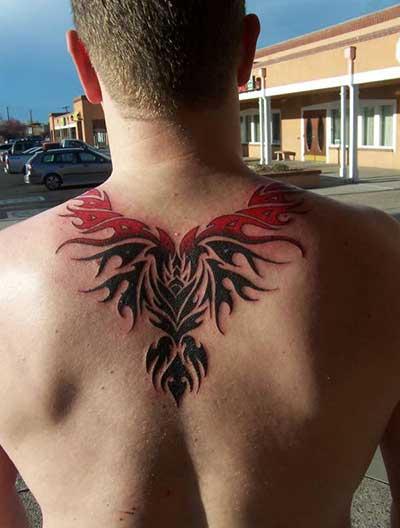 tattoo de fênix