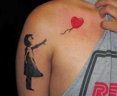 imagens de tatuagens de coração