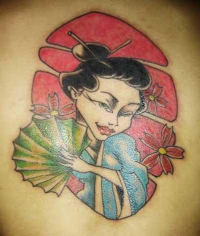 tattoos da moda