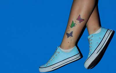 imagens de tatuagens de borboletas