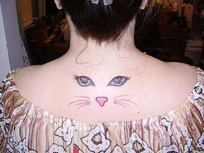 Tattoos de Gatos