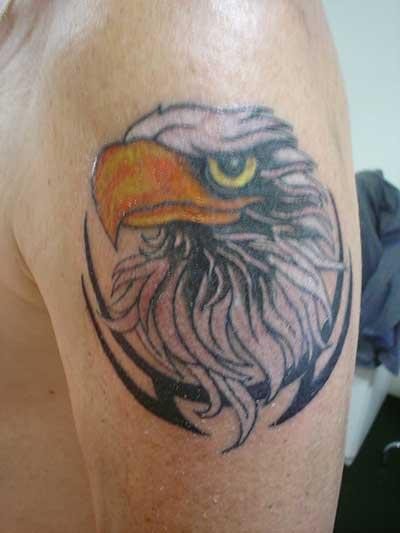 Dicas de Tatuagens de Águia