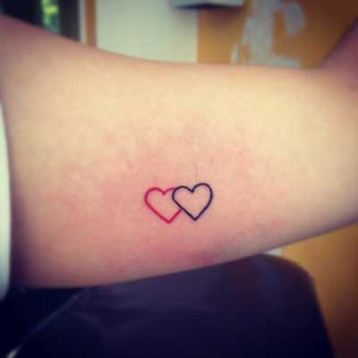 significados da tatuagem de coração