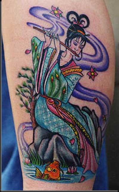 procure um bom tatuador