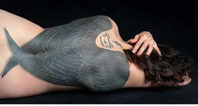 fotos de tattoos femininas