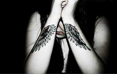 asas de anjos