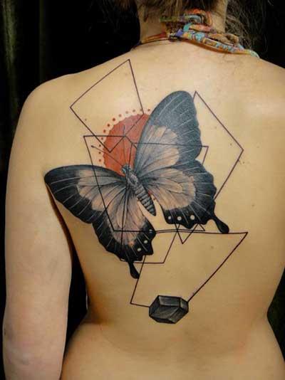 dicas de tatuagens de borboletas
