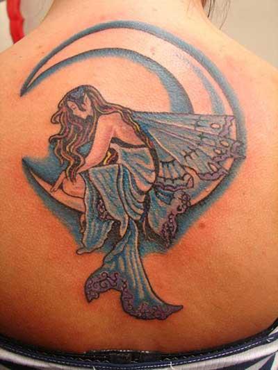 o que significa tatuagem de fada