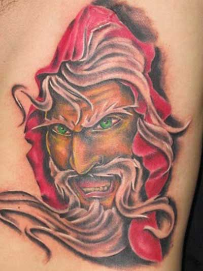 imagens de tatuagens de mago