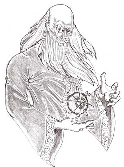 desenhos para tatuagens de mago