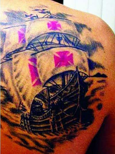 desenhos para tatuagens do vasco