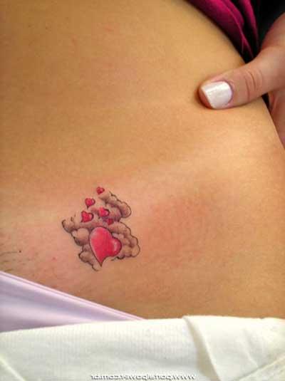 Fotos de Tatuagens na Virilha Significados, Desenhos, Fotos