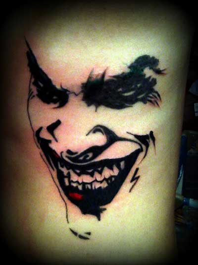 50 Tatuagem Do Coringa No Braco Nas Costas E Na Perna