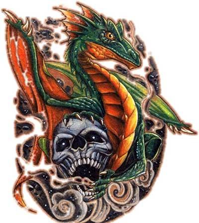 desenho para tatuagem