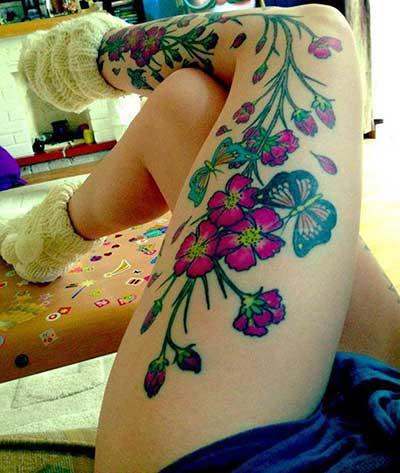 seleção de tatuagens