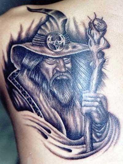 seleção de tattoos